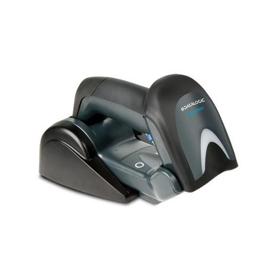 Kit Datalogic Gryphon I GBT4130 Linear Imager, Negro, Bluetooth, con Base y cable USB
