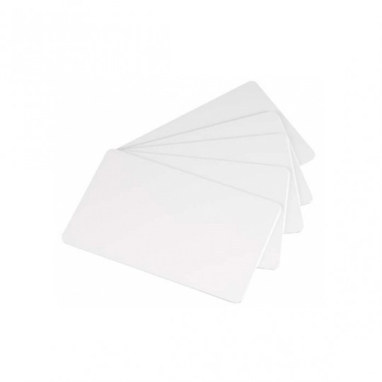 Pack 250 Tarjetas CR-80 Mate (85,6mm x 54mm)