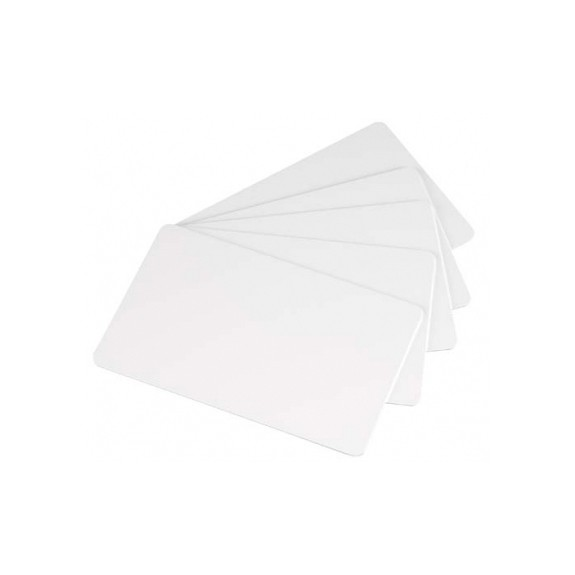 Pack 250 Thick Paper Cards CR-80 (85,6mm x 54mm)