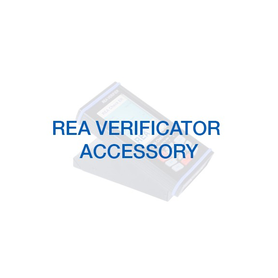 REA Calibration Card with EAN13 reference test code