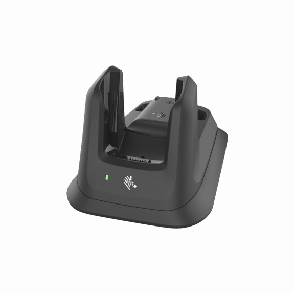 Zebra MC33 Single Slot USB/Charge Cradle W/Spare Battery Charger