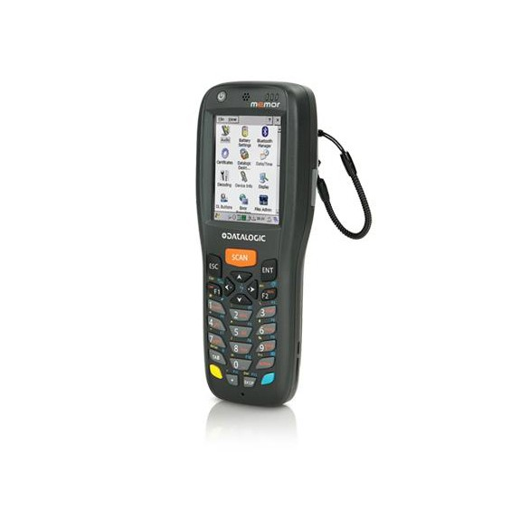 Mobile Computer Datalogic Memor X3, Batch, 25K Num, Linear imager, CE Core 6.0