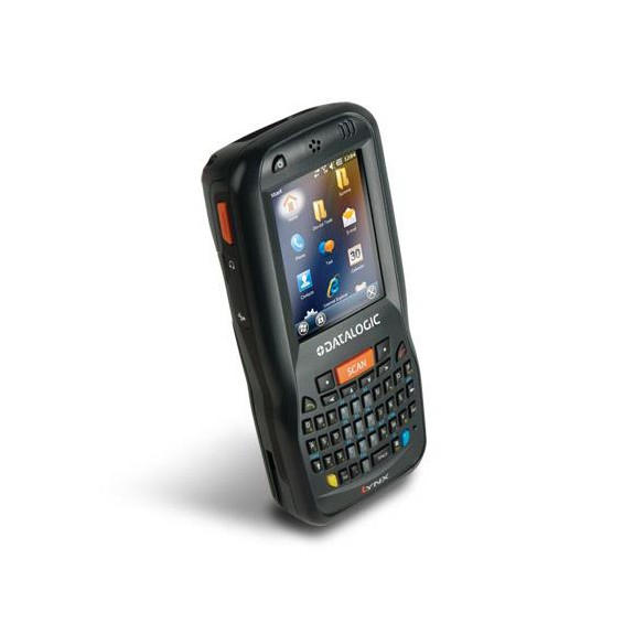 Mobile Computer Datalogic Lynx, Wifi, BT, 3G/4G, 27K Num, 2D imager, Camera, Mobile Embedded 6.5