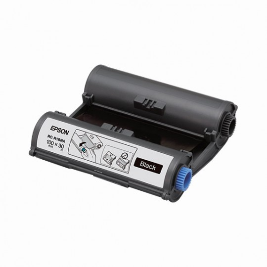 Epson Label RC-R1BNA black 100 mm
