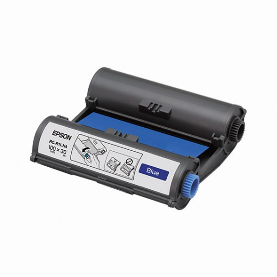 Epson Label RC-R1LNA blue 100 mm