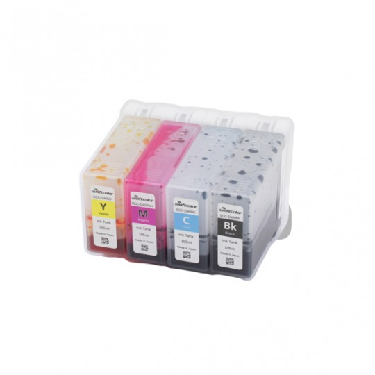BLACK Ink Cartridge 100ml Swiftcolor SCC-4000D