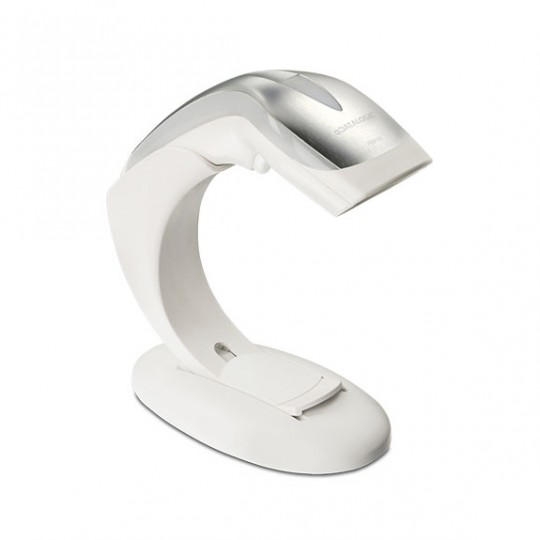 Kit Datalogic Heron White 1D (includes 1D Scanner, Stand and USB Cable)