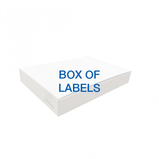 Box of 160.000 Labels 20x11mm White