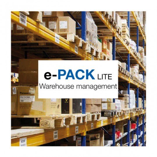 e-PACK Lite Warehouse Management Software