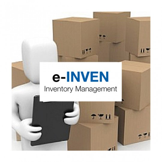 e-INVEN Inventory Management Solution